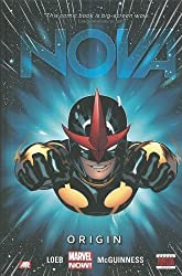 Nova, Vol. 1: Origin