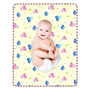 """28  inch Baby Waterproof Portable Travel Changing Pad Cover Large Diaper Changing Pads Mat for Infant Baby Boys & Girl 28""""x36"""" inch"""