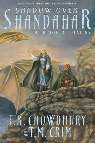 Read Online Shadow Over Shandahar: Warrior of Destiny PDF