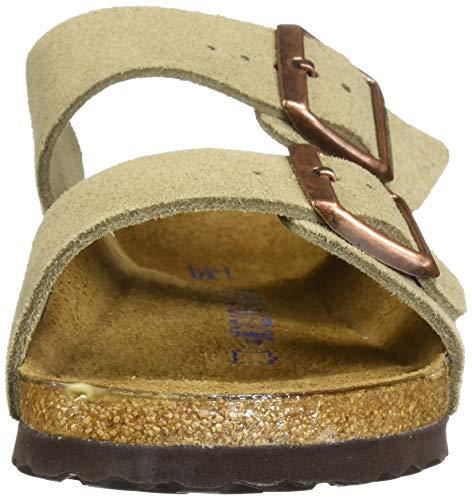 Birkenstock Arizona Unisex Suede Sandal by Birkenstock (Image #4)