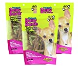 (3 Pack) Fido Belly Dog Bone, Digestion Aid w/ Prebiotic and  Probiotic Enzymes, Mini, 21 Bones each Larger Image