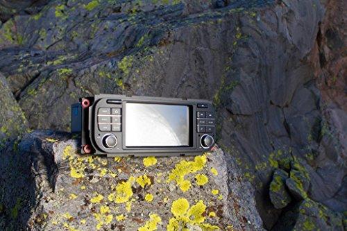 LOCO Radio Amplificador de señal de audio para unidades de cabeza, TJ1002 Unidad de cabezal, 13.33 cm