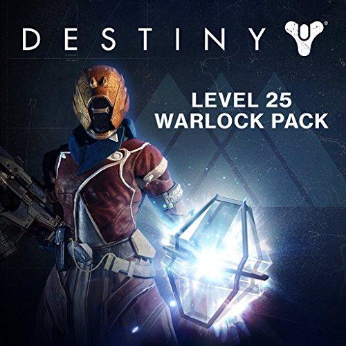 Destiny: The Taken King - Legendary Edition: Destiny - Level 25 Warlock Pack - PS3 [Digital Code]