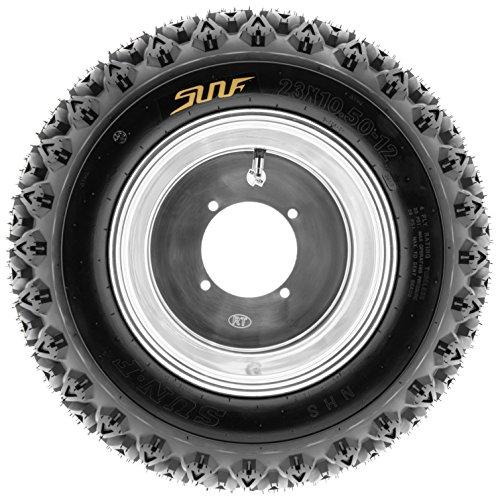 SunF All Trail ATV Tires 22x11-10 & 22x11x10 4 PR G003 (Full set of 4) by SunF (Image #5)