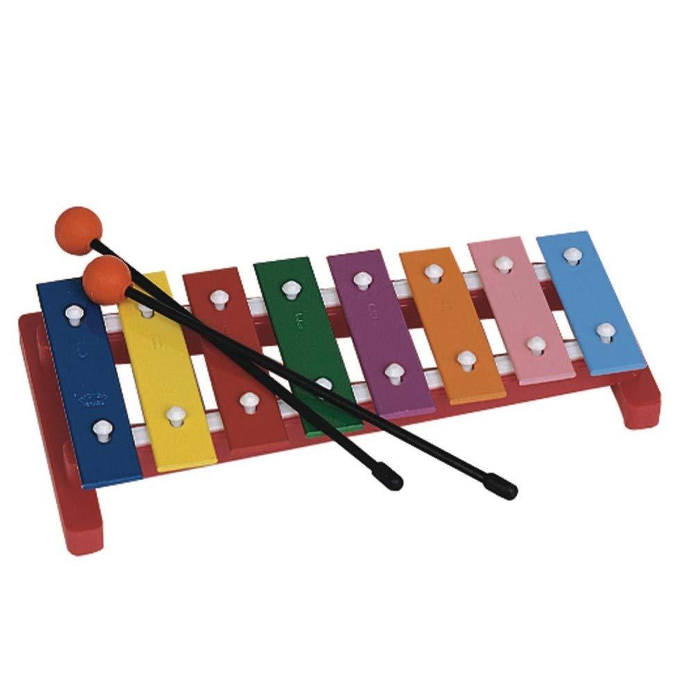 Rhythm Band RB2304 8-Note Glockenspiel