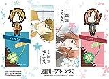 One week Friends. Character clear bookmark 1 Yuki Hase-Kaori Fujimiya