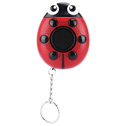Llavero de alarma, Mini alarma personal autodefensa ...