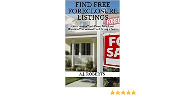 Search foreclosure listings - Click on a state you're interested in