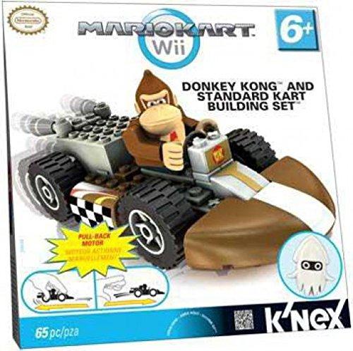 - Nintendo Donkey Kong and Standard Kart Building Set