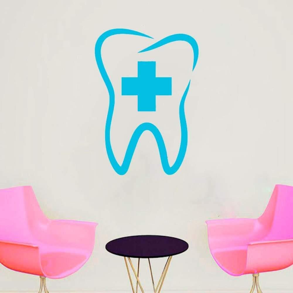 TYLPK Etiqueta de la pared del diente etiqueta de la pared de ...