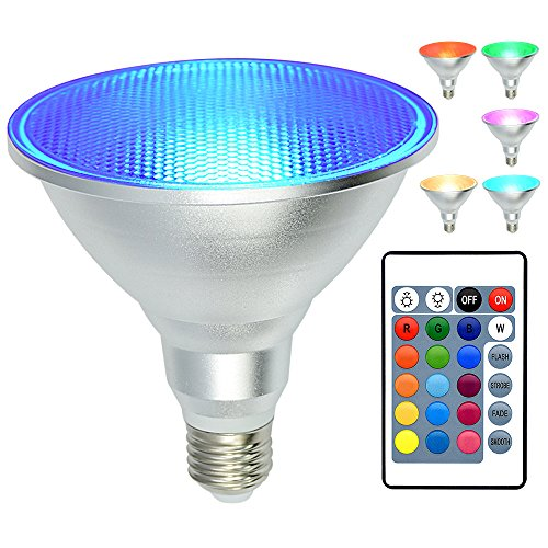 Outdoor Flood Light Bulb Sizes in US - 6