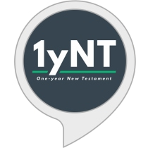 1-Year New Testament