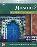 Mosaic Level 2 Listening/Speaking Student Book with Audio Highlights; Listening Speaking Key Code for e-Course Pack, McGraw-Hill and Hanreddy, Jami, 0077899563