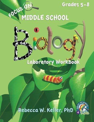 Download Focus On Middle School Biology Laboratory Workbook pdf epub