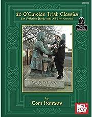 20 O'Carolan Irish Classics: for 5-String Banjo and All Instruments