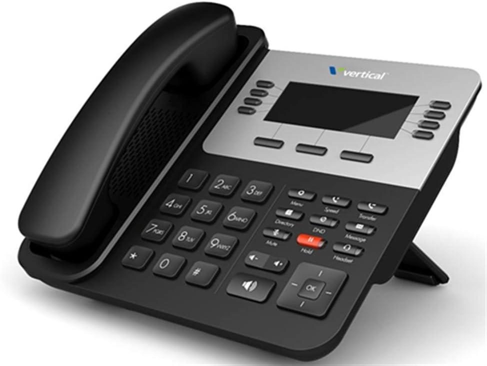 Vertical Communications New VIP-9830-00 Self-Labeling Gigabit VoIP ...