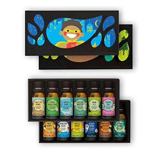 OK For Kids 12 Set - Edens Garden Essential Oil Synergy Blen