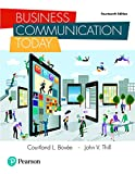 Book Cover for Business Communication Today (14th Edition)