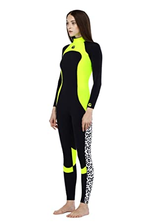 GlideSoul Women s 3 2 MM FULL SUIT  Amazon.co.uk  Sports   Outdoors 4f5bc2c48