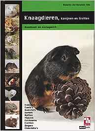 Knaagdieren, konijnen en fretten: handboek en naslagwerk (Over Dieren)