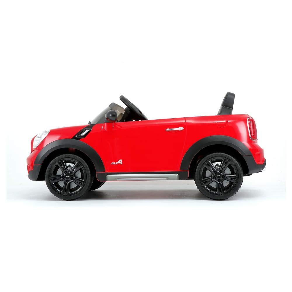 3d952957b RASTAR Carro montable eléctrico Mini Cooper SD Countryman - Azul:  Amazon.com.mx: Juegos y juguetes