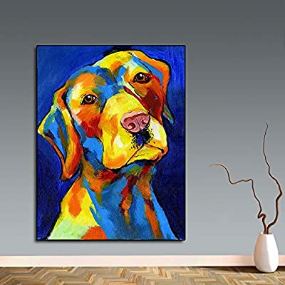 CUTE DOG ANIMALS ART  HUGE WALL GIANT POSTER