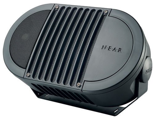 Bogen A8T Indoor Outdoor Speaker – 2-Way – Black A8TBLK