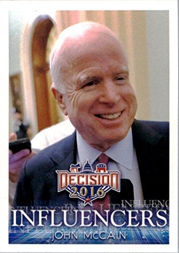 2016 Decision 2016 #37 John McCain - NM-MT
