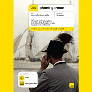 Teach Yourself Phone German Speech