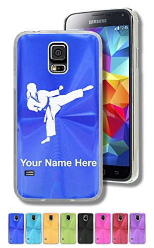 Case for Samsung Galaxy S5 - Karate Woman - Personalized ...
