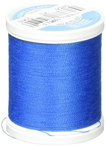 - Coats: Thread & Zippers Dual Duty XP General Purpose Thread, 125-Yard, Bright Sapphire