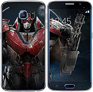Skin Stiker For Galaxy S7 By Decalac, GLXS7-GAM0008