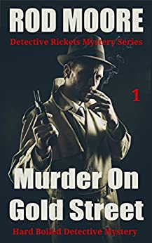 Murder Gold Street Mystery Detective ebook product image
