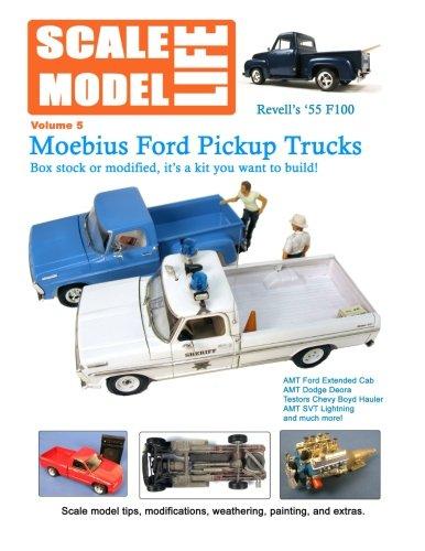 Scale Model Life: Featuring Pickup Trucks (Tamiya Trucks)