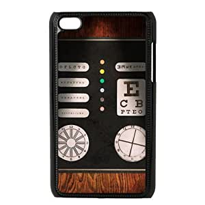 Special Designer Medical Eye Vision Exam Optometry Chart Ipod Touch 4 Case, Snap on Protective Eye Chart Ipod 4 Case