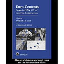 Euro-Cements: Impact of ENV 197 on Concrete Construction