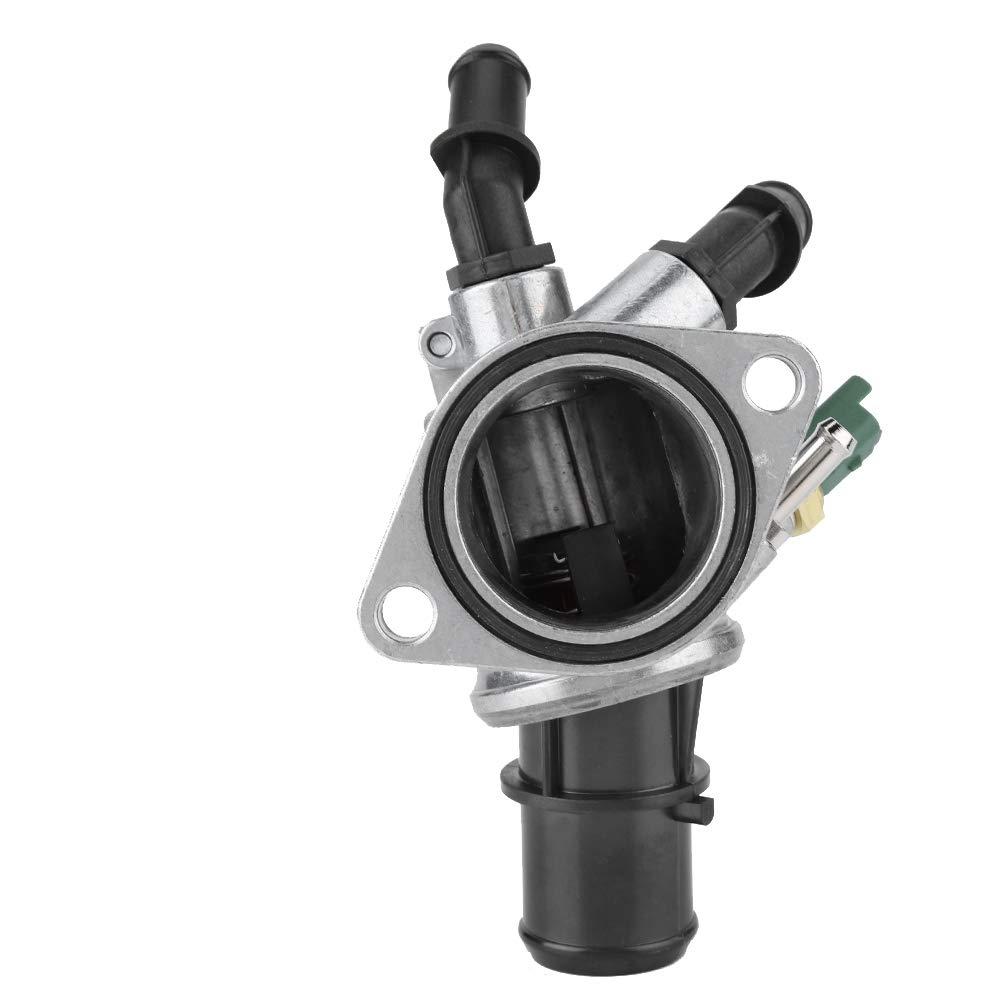 Caja del termostato con sensor Akozon refrigerante de agua 55202510