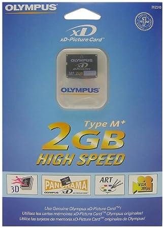 Amazon.com: 2GB XD MEMORY CARD for OLYMPUS FE-100 Digital ...