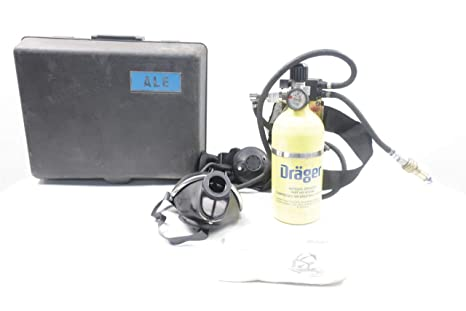 DRAGER 4052486 Compressed AIR Breathing Apparatus D655973