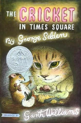 Read The Cricket In Times Square By George Selden