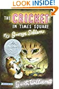 #7: The Cricket in Times Square (Chester Cricket and His Friends)