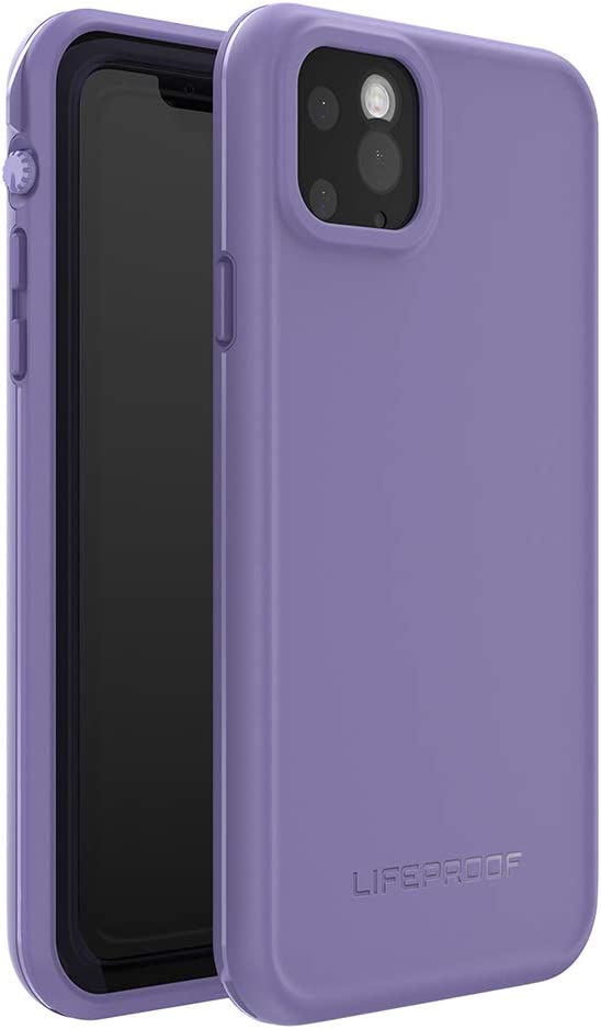 LifeProof FRE SERIES Waterproof Case for iPhone 11 Pro Max - VIOLET VENDETTA (SWEET LAVENDER/ASTER PURPLE)