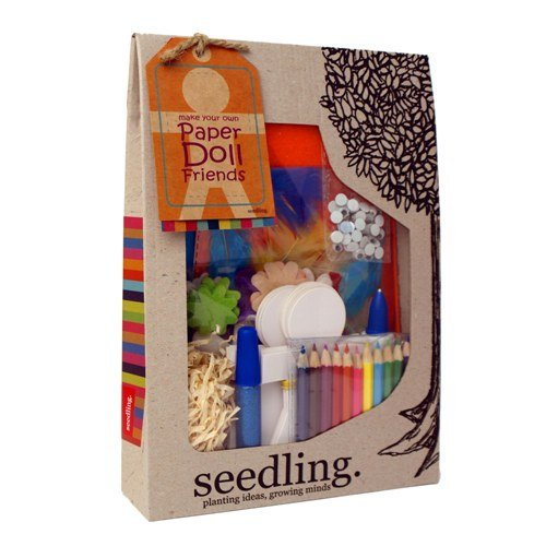Seedling Make Your Own Paper Doll Friends (Your Paper Own Dolls Make)