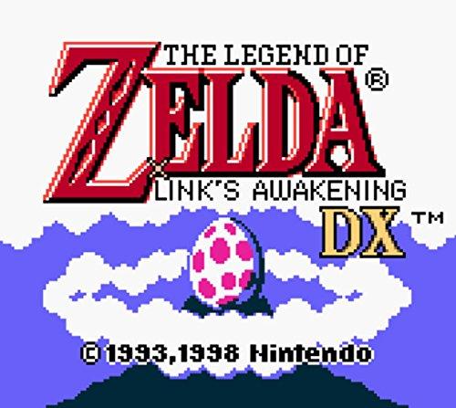 Zelda Link S Awakening Dx Game Boy Color 3ds Download Code