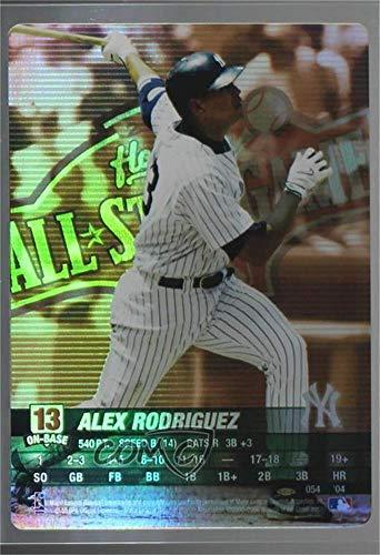 (Alex Rodriguez (Baseball Card) 2004 MLB Showdown Pennant Run - [Base])