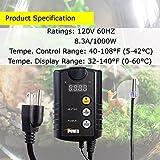 iPower GLHTMTCONTROL 40-108 Degrees Fahrenheit