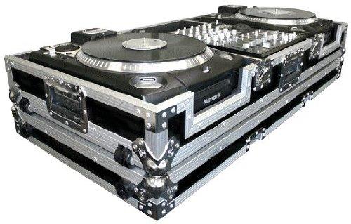 Nsp Cases Numark CDX o HDX Tocadiscos y un mezclador de 12 ...