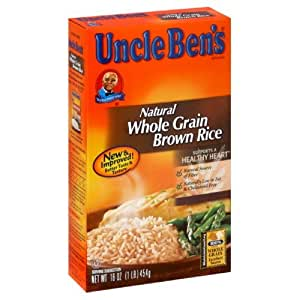 Amazon.com : Uncle Ben's Brown Rice, 16-Ounce (Pack of 6