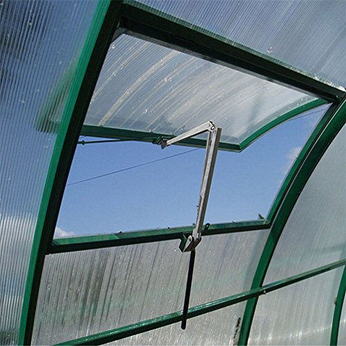 Thermofor Automatic Greenhouse Window Roof Vent Opener - Autovent Solar -