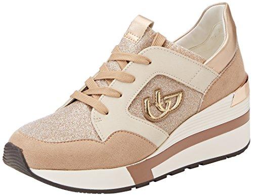 Beige Sneaker Glam Byblos Running Donna PIqSw